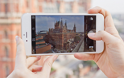 Как импортировать фотографии с iPhone