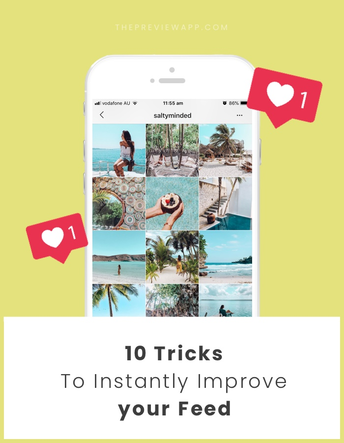 11 простых советов, которые мгновенно улучшат Вашу ленту Instagram