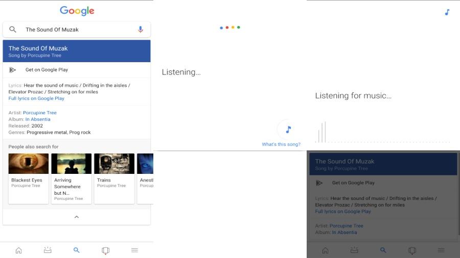 Best Song Finder Apps - Google Music Recognition