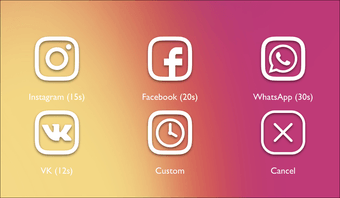 Как опубликовать истории Instagram дольше 15 секунд