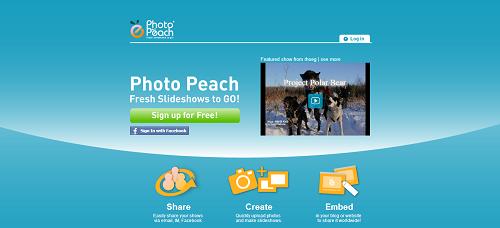 PhotoPeach