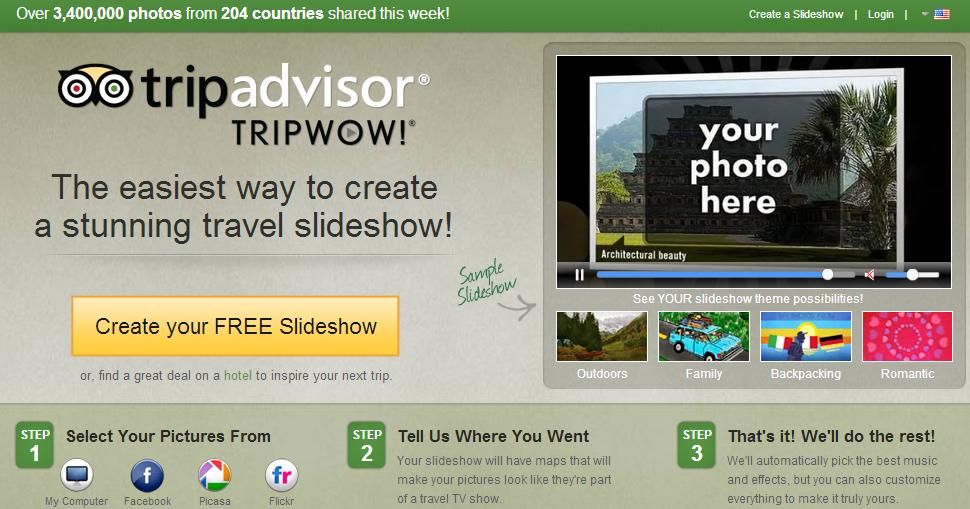 TripAdvisor TripWow