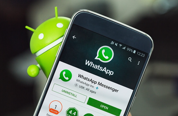 Запуск двух учетных записей WhatsApp на одном телефоне