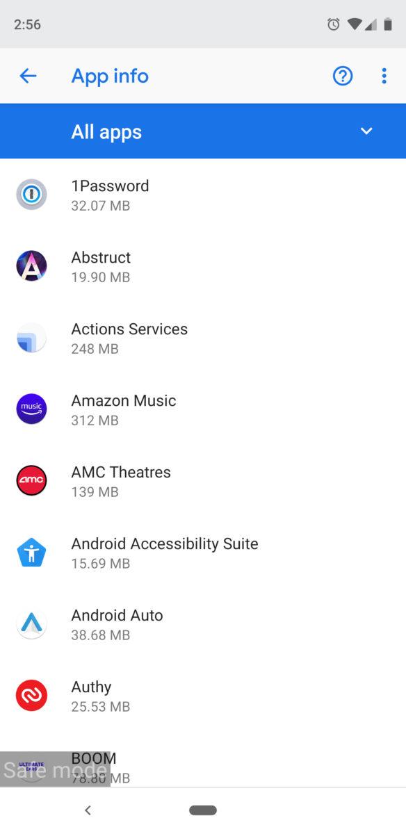 Как стереть кэш стереть данные приложения и удалить приложение на Android 1