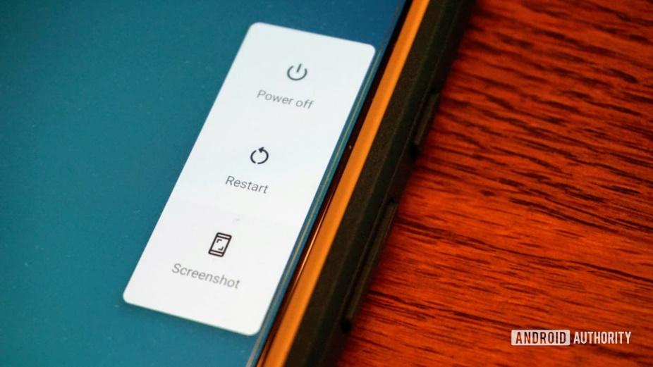 Перезапуск устройства Android