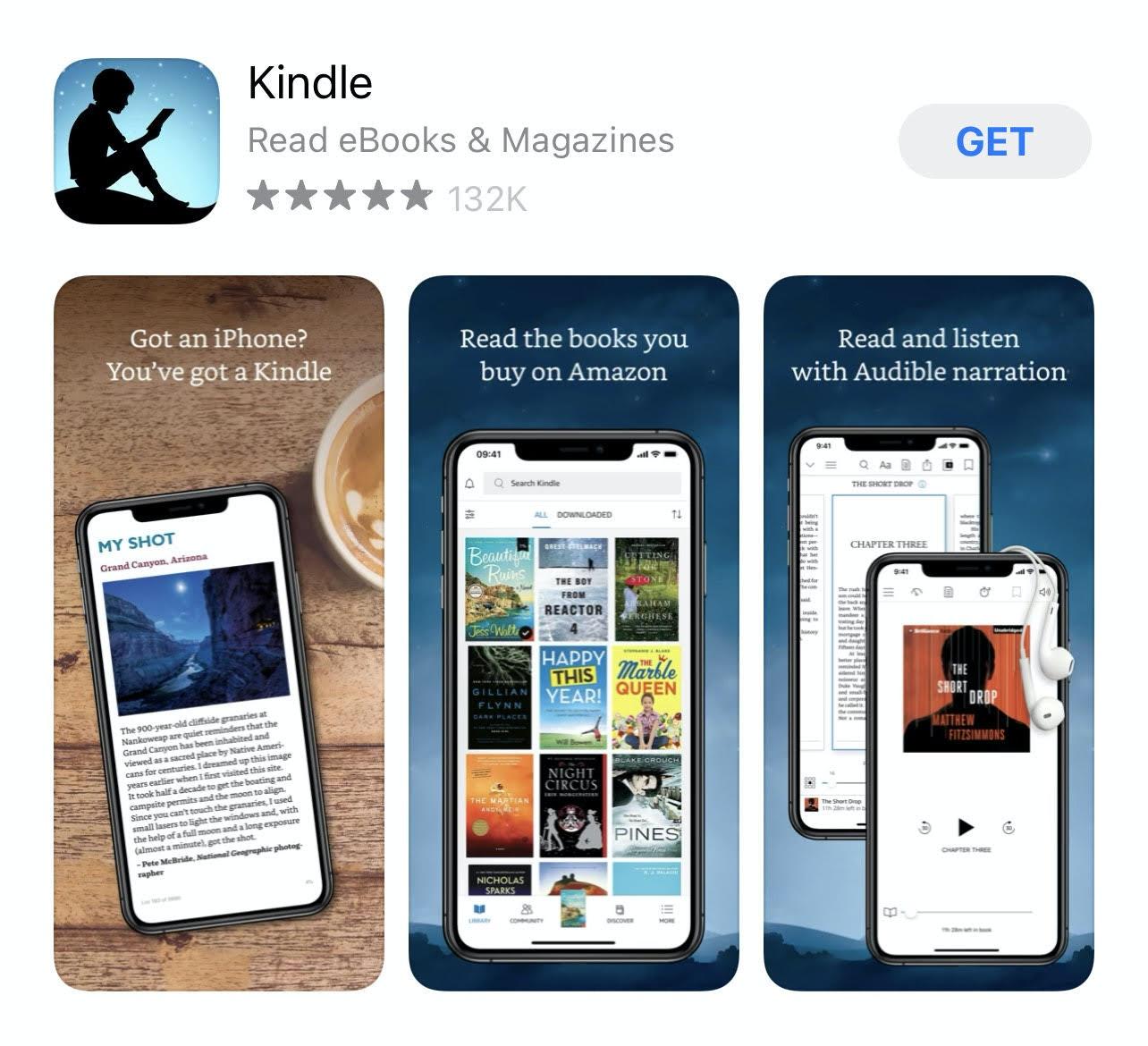 best ebook apps