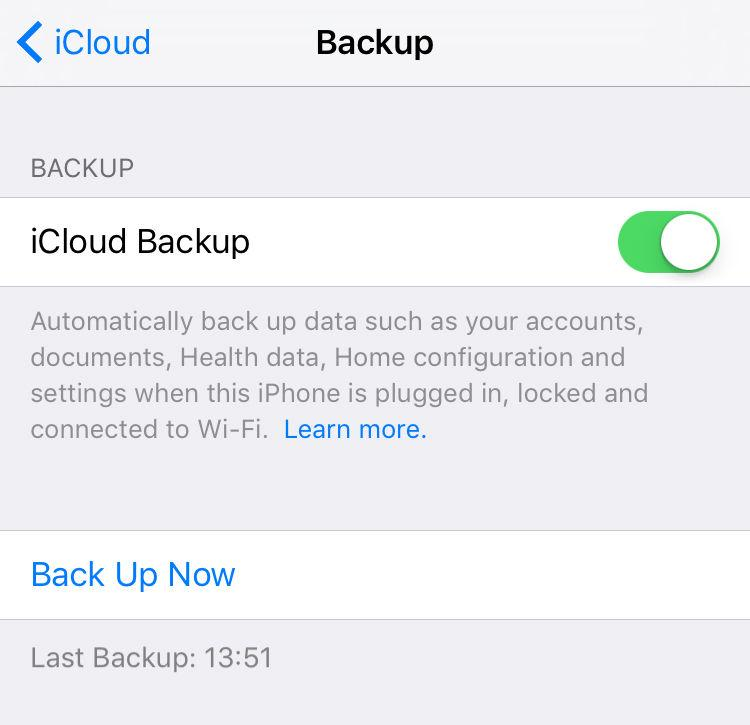 How to factory-reset an iPhone or iPad: Back up