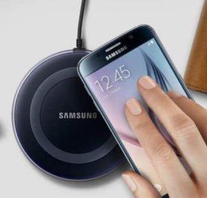 Wireless Charging Samsung Phones